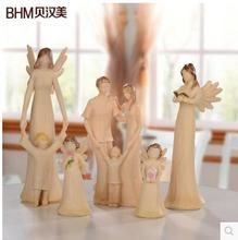 India wedding home decorations resin angel ornaments gifts