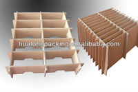 2013 High quality double wall corrugated cardboard sheet