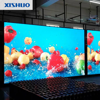 P8 Full Color Semi Outdoor Advertising