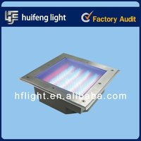 Stainless Steel Ring LED Floor Recessed Light