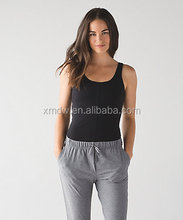 Fashion comfortable yoga tank top for ladies wholesale