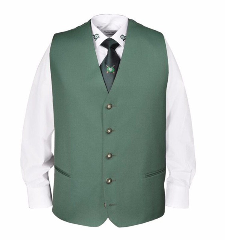 wholesale custom formal chinese bank collar office uniform at low price