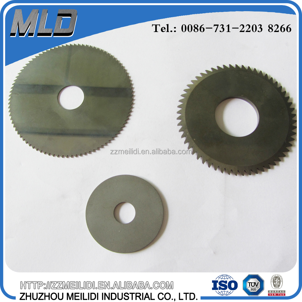 All Size Wearable Tungsten Carbide Saw Disc Slitting Cutter for Aluminum Cutting