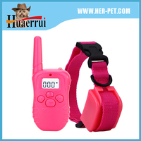 wholesale Anti-Bark Dog Training collar Shock Control Stop Barking Collar