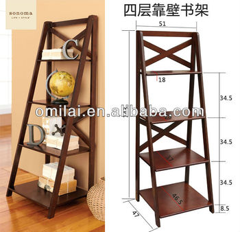 2015 DBT very popular wooden bookshelf