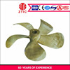 Five Blade Copper Alloy Marine Fixed Pitch Propeller