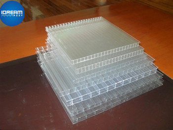 clear polycarbonate sheet
