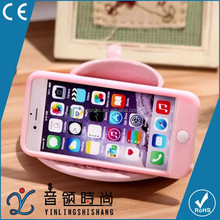 high-quality fashion silicone phone case candy color cheap OEM silicone phone case For iphone 5 6 6plus