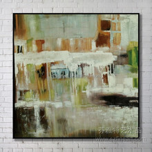 shenzhen painting abstract texture painting