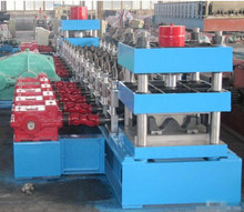 china factory manufacturer traffic safety fence highway guard rails roll forming machine