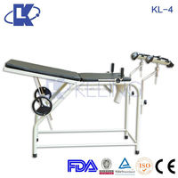 Cheapest! In stock! Discount! KL-4 gynecological examination chair