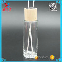 100ML mini glass diffuser aromatherapy essential oil bottle/hotel aroma air diffuser bottle