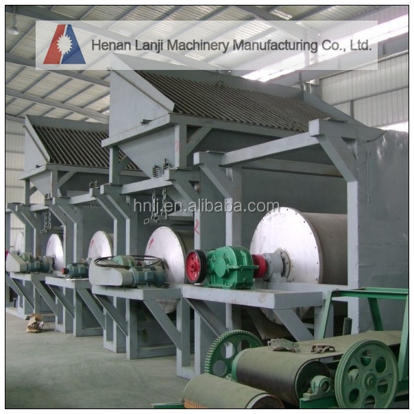 Competitive price iron ore/sand dry magnetic separator with reliable quality