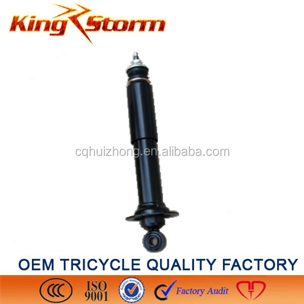 2015 cheap bajaj three wheel motorcycle spare parts rear shock absorber