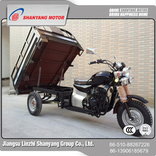 three wheelers cargo triciclo with self dumping hopper for hot sale buggies for sale