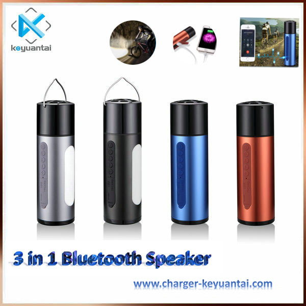 Portable Bluetooth Speaker with Microphone & USB Charging Bluetooth Speaker