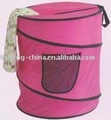 Favorable!!! Solid Polyester Pop-up Laundry Hamper