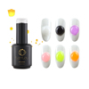 Free Sample Private Label Soak Off Jewel OEM Gel Nail Polish
