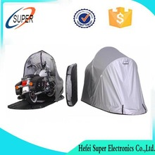 Amazon hot sale waterproof motorcycle shelter tent garage cover