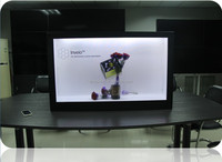Samsung Transparent LCD Show Box
