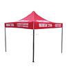 Outdoor folding roof top tent, printing advertising pop-up folding tent