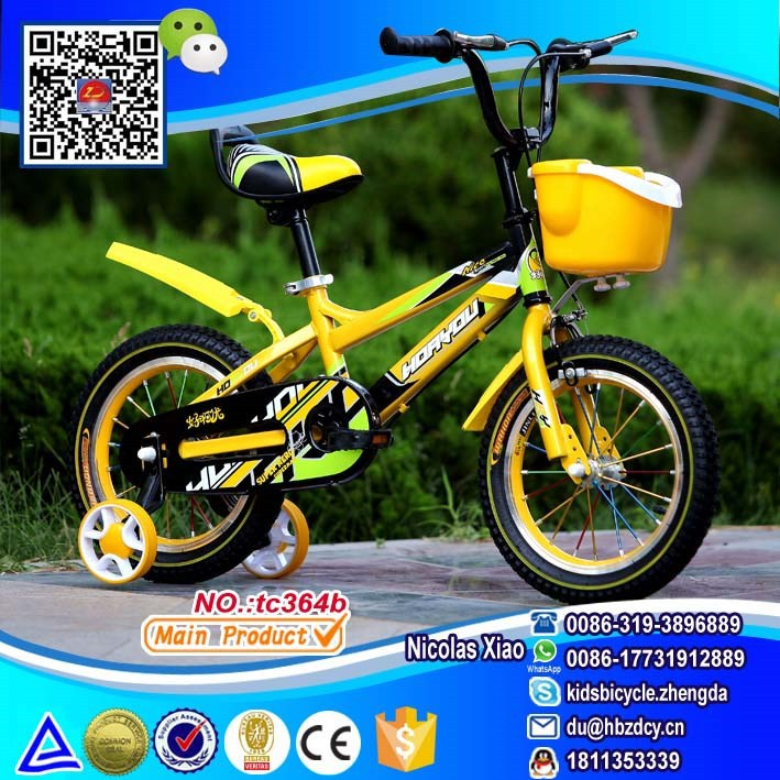 2016 new model 12/14/16/18/20 inch child cycle china factory sale for bicycles Aceessores bicycles components
