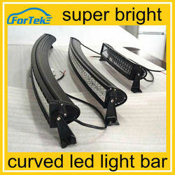 factory price curved led light bar top quality waterproof led light bar
