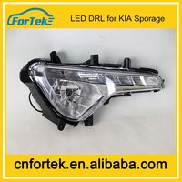 Auto parts led drl daytime running light china used cars for kia sportage accessories