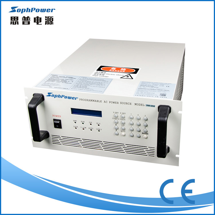 Variable power supply 500va ac power source