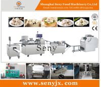 2016 hot sale steamed bun machine at low price