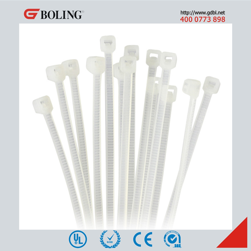plastic components, for USB wires, nylon 66 zip ties