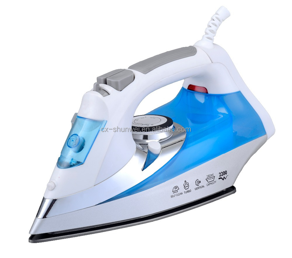2600W Professional Ceramic Soleplate Electric Vertical Steam Iron/home appliances
