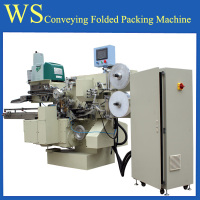 Full Automated Candy Fold Wrapping Machine in Chengdu
