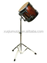 11''x15'' Wood Tambora With Stand