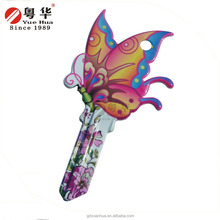 Free sample cheap door key acessories Butterfly key blade safe with used key cutting machines for sale lock pick tool