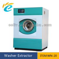 Commercial heavy duty washing machine