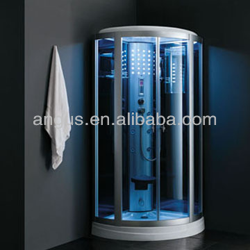MEXDA 2014 Luxury steam shower enclosure,big steam room,portable steam room YH9898AL (CE,SAA,ETL,SUV,TUV,ISO)
