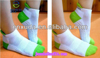 High quality Anti Slip Grip Rubber Sole Ladies Barre Sock Yoga Sock