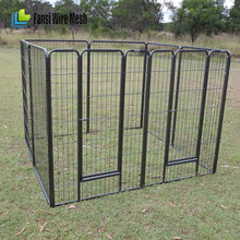 wholesale chain link dog run kennel dog pens and runs
