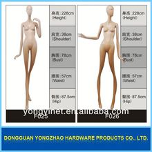 2013 Dongguan Reliable Mannequin!!Fabulous and Vivid female mannequin display