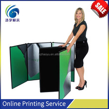 folded panel,folding panel display,folded screen