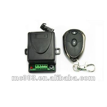 Customized Wireless on/off Switch Remote Controller