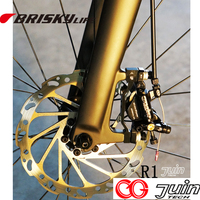 High quality bicycle Hydraulic disc brake for road bike from Taiwan