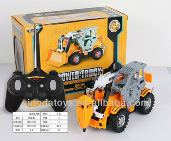 389A-3 6 Channel Remote Control lift truck model toy