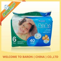 Comfortable high quality soft breathable wholesale baby sleepy diapers