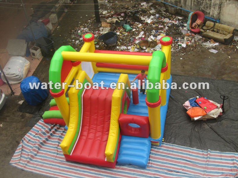 Hot sale Inflatable castle, inflatable bouncer, inflatable jumping house