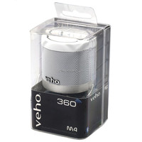 2014 Hottest mini bluetooth speaker blister packaging box, pvc waterproof folding box for electronic