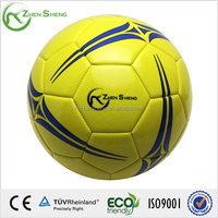 Zhensheng machine stitched foam soccer ball