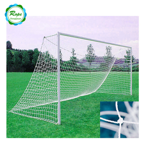 Custom outdoor Beach Soccer Goal Lightweight Football Net