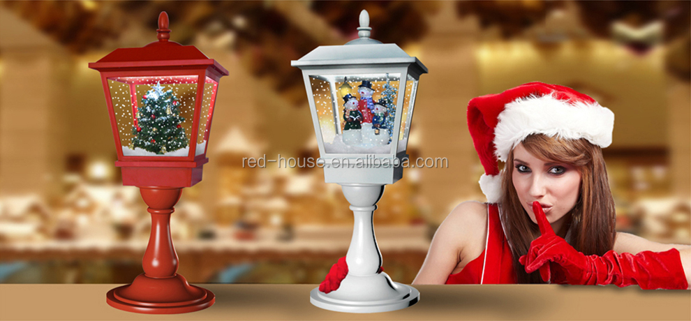 Tree Table Lamps Christmas Gift